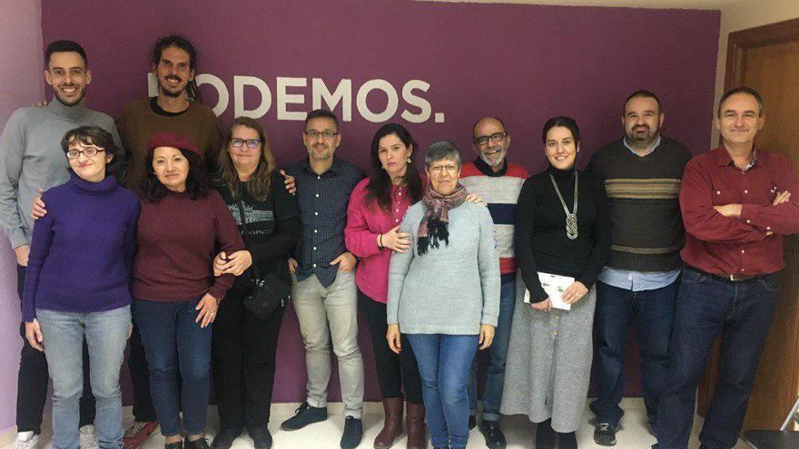 La gestora de Podemos Castilla-La Mancha