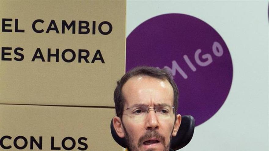Podemos, Equo y las confluencias se adhieren a un manifiesto contra el Plan Hidrológico del Ebro