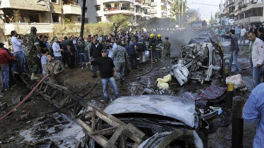 El Gobierno condena el atentado ante la Embajada iraní en Beirut