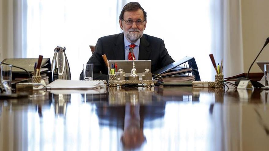 Rajoy y la oposición debaten sobre pensiones en el Congreso