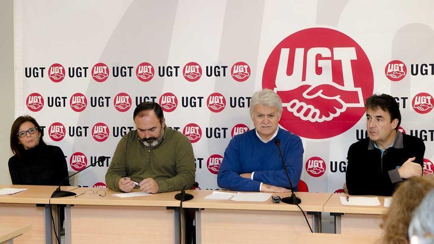 Presentación movilizaciones COO UGT Castilla-La Mancha