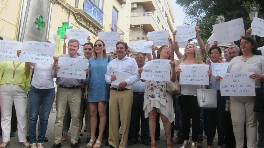 La audiencia previa por la demanda del alcalde de Porcuna sobre el congreso del PP será en marzo de 2018
