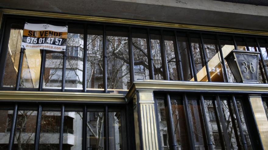 El Banco de España confirma que el euríbor bajó en diciembre hasta el 0,549 por ciento