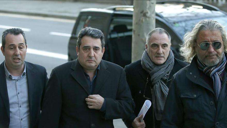 El TSJC condena a un año y cuatro meses a Daniel Fernández y a Manuel Bustos