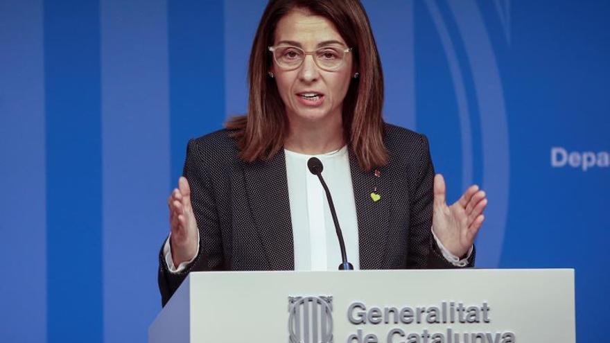La portavoz del Govern exige un mediador en la mesa de diálogo sobre Cataluña