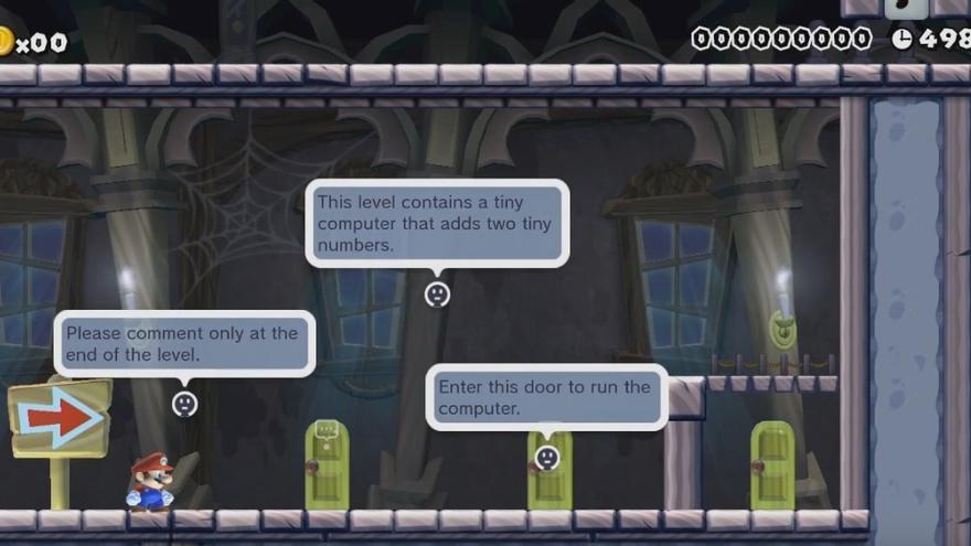 Mod Super Mario Maker