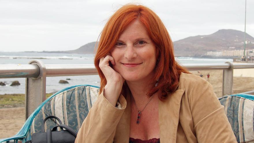 La escritora canaria Dolores Campos-Herrero.