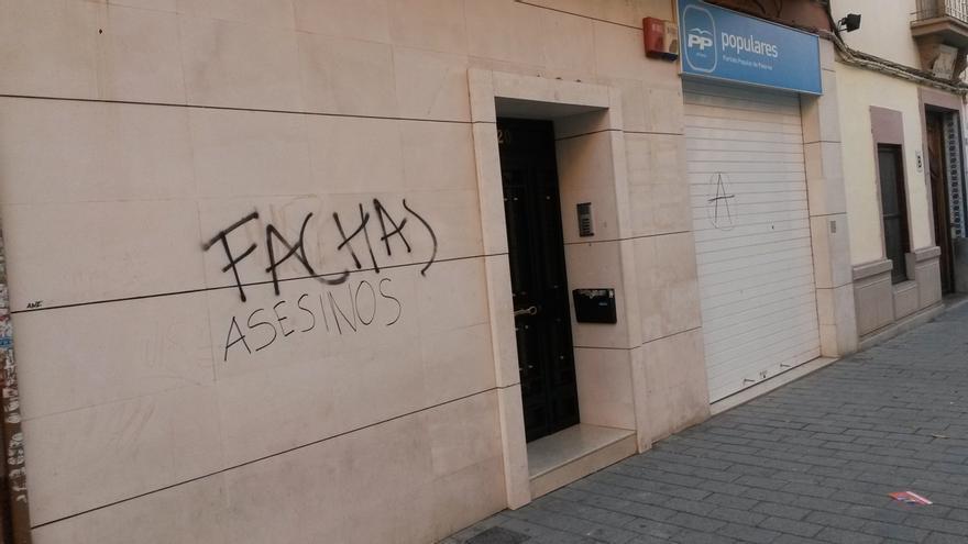 El pp de paterna valencia denuncia el ataque con - El tiempo en paterna valencia ...