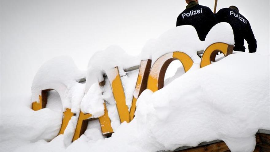 """La Casa Rusia no irá a Davos en enero tras el """"veto"""" del Foro a empresarios rusos"""
