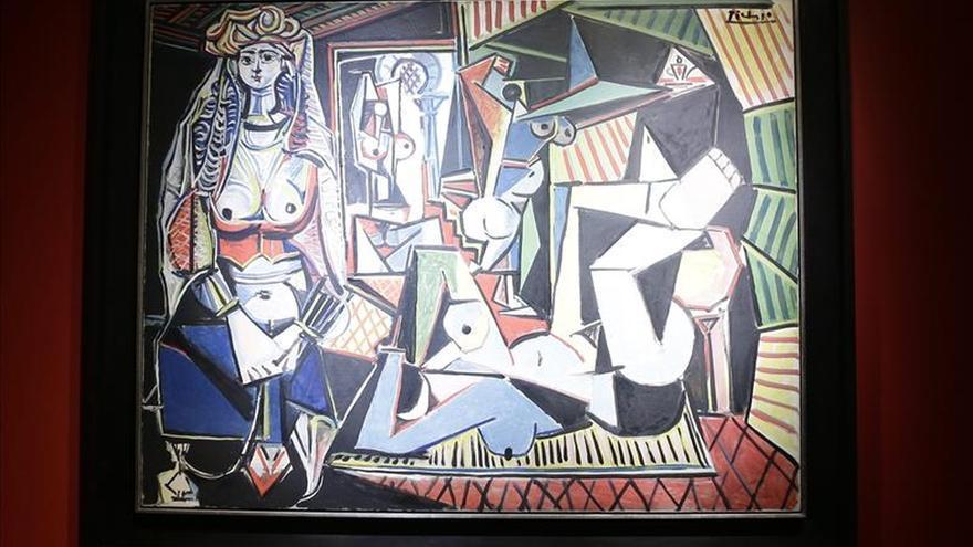 """""""Les femmes d'Alger"""", de Picasso, récord en subasta con 179 millones"""