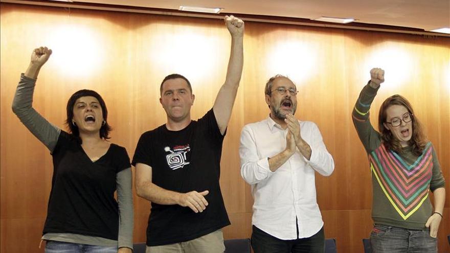 Las exigencias de la CUP: ruptura, república catalana y plan de choque social