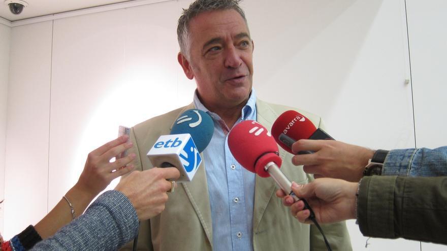 El Consejo General de Geroa Bai ratifica a Koldo Martínez como candidato al Congreso en las próximas elecciones