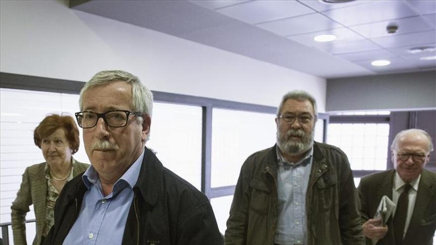 Toxo y Méndez respaldan la iniciativa de SEAT para atraer el talento español