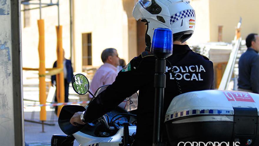 Agente de la Policía Local | MARÍA TERESA SÁNCHEZ