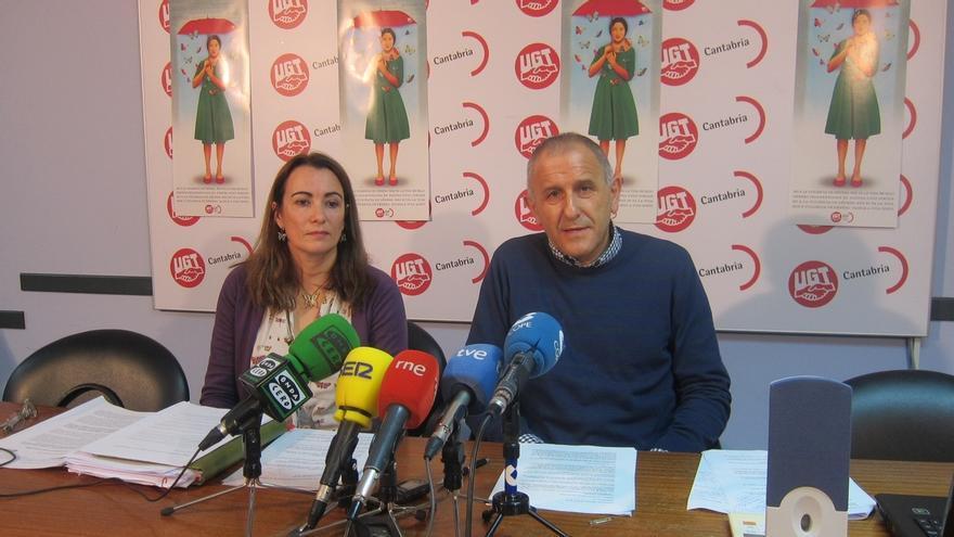 """FeSP de UGT pide recursos y medidas """"drásticas"""" para frenar la violencia de género, tras aumento del 32% en tres años"""