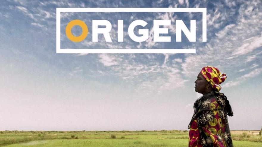 Póster del documental 'Origen'