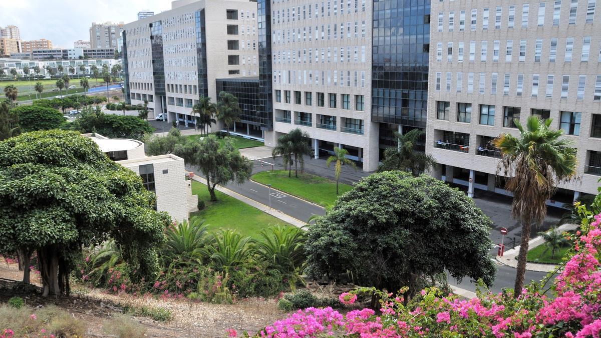 Hospital Universitario Doctor Negrín.