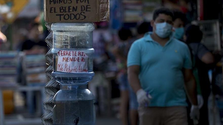 Nicaragua reporta cinco casos de COVID-19, uno fallecido y uno dado de alta