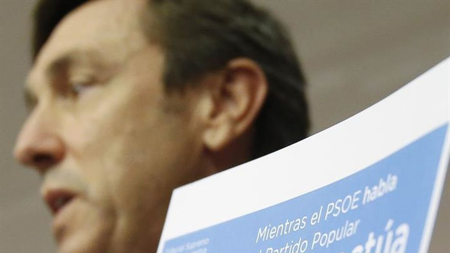 El PP propondrá eliminar el contrato de interinidad con el apoyo de Ciudadanos