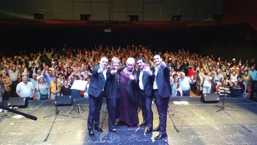 Mocedades regresa a Bilbao el próximo 17 de diciembre con el concierto 'Íntimamente'