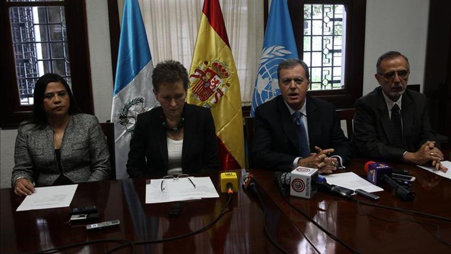 """La ONU ve """"lógico"""" que las personas con grandes patrimonios paguen más impuestos en Guatemala"""