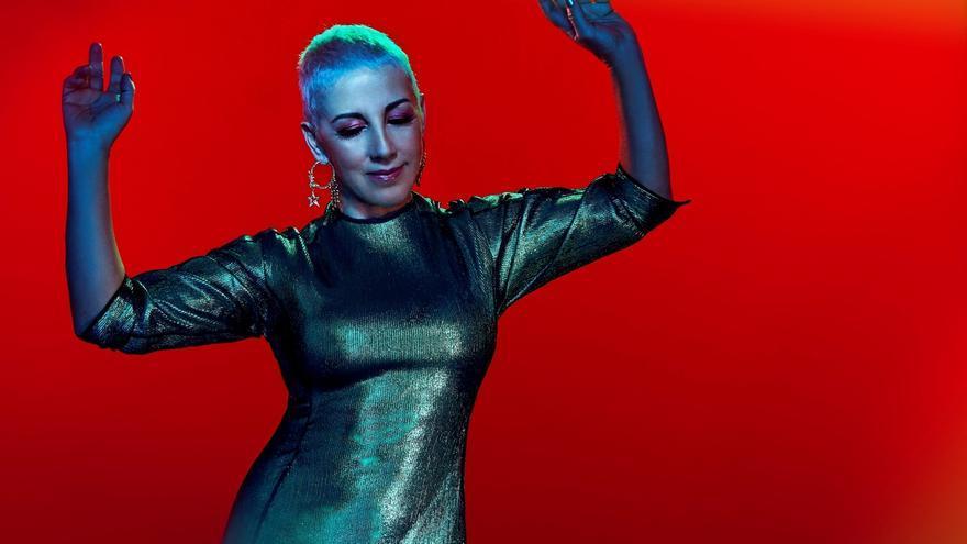Fotografía cedida por Ocesa Seitrack que muestra a la cantante española Ana Torroja.