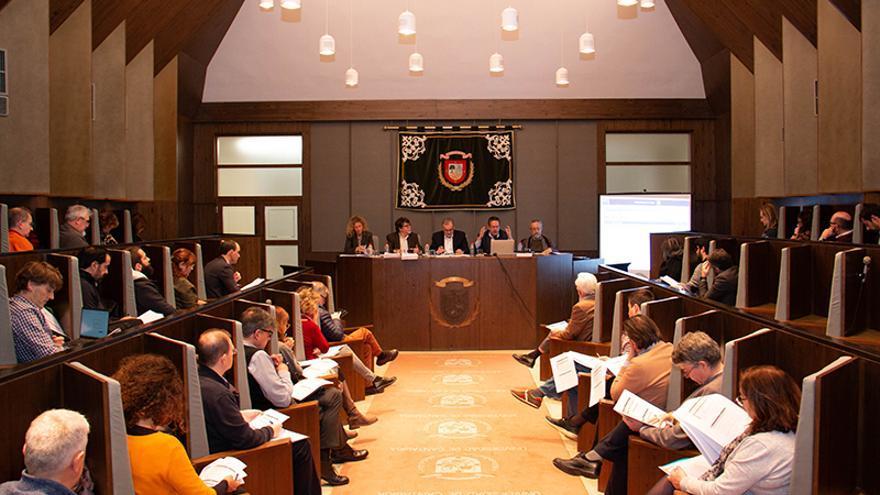 El Consejo de Gobierno de la UC se ha celebrado este martes en Santander.