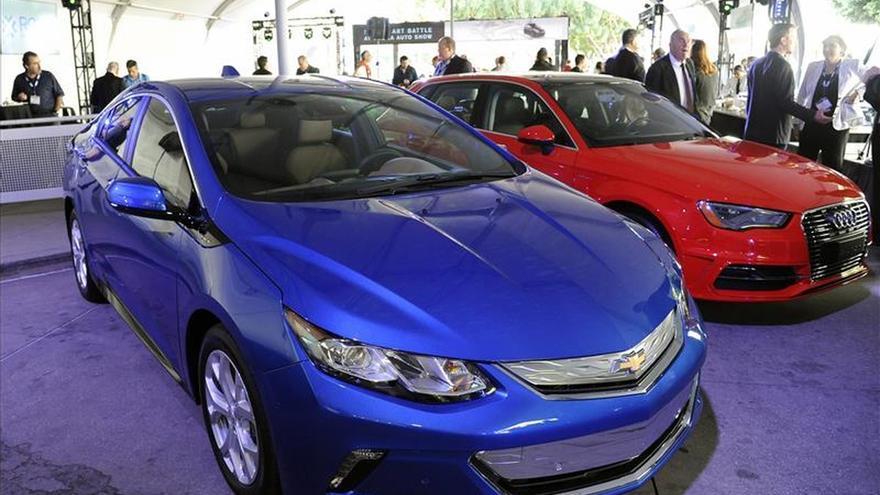 La segunda generación del Chevrolet Volt consigue el Premio de Coche Verde
