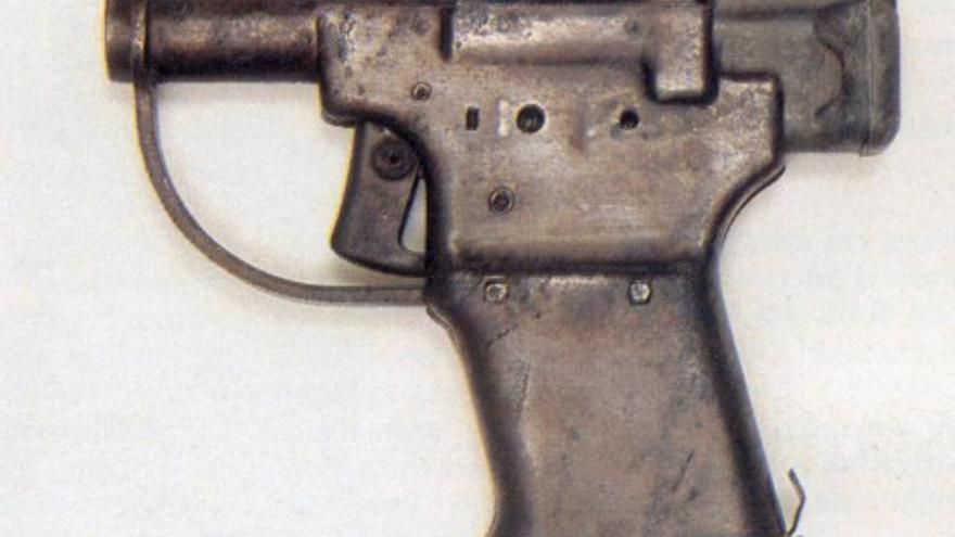 El modelo de la Segunda Guerra Mundial en el que está inspirada la primera pistola impresa en 3D