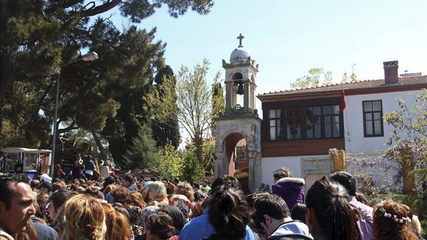 Siete Iglesias forman un caleidoscopio cristiano en Turquía