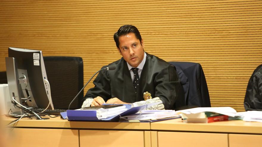 Javier Ródenas, fiscal de Medio Ambiente de Las Palmas