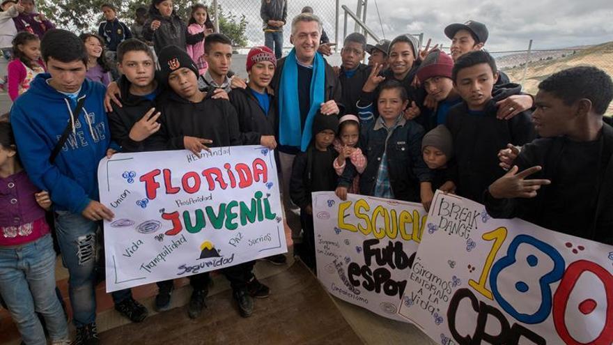 La paz en Colombia es una oportunidad para que los desplazados se reintegren, afirma Acnur