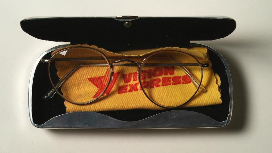 Las gafas de Sebald