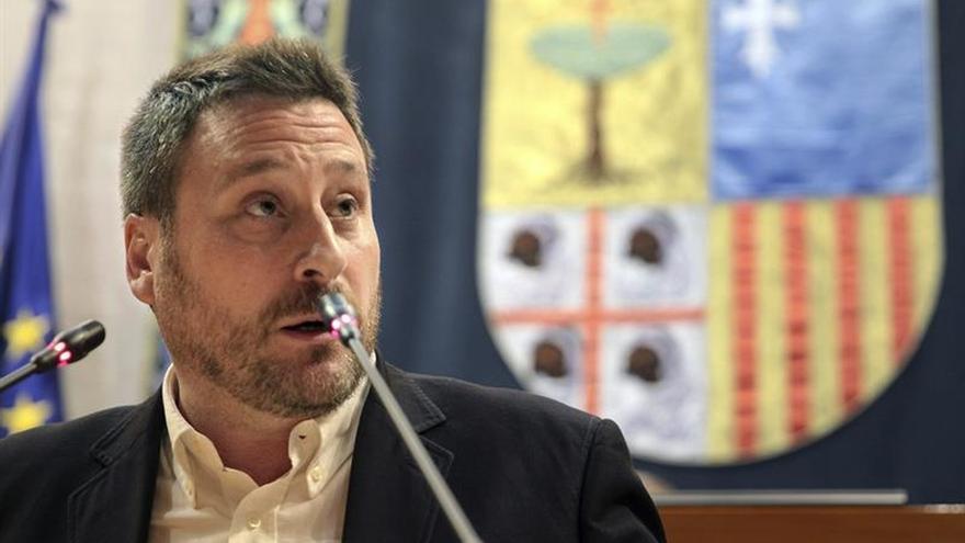 El Comité Nazional de CHA rechaza con un 62% acudir con Podemos-IU el 26J