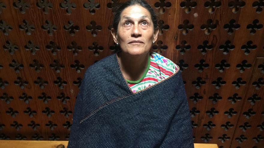 Jesusa Rodríguez en San Miguel de Allende, Guanajuato, México.