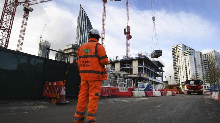 Solar en construcción en Reino Unido