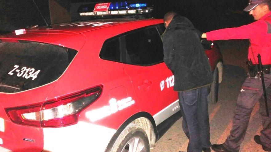 La Policía Foral detiene a ocho personas por distintas requisitorias judiciales