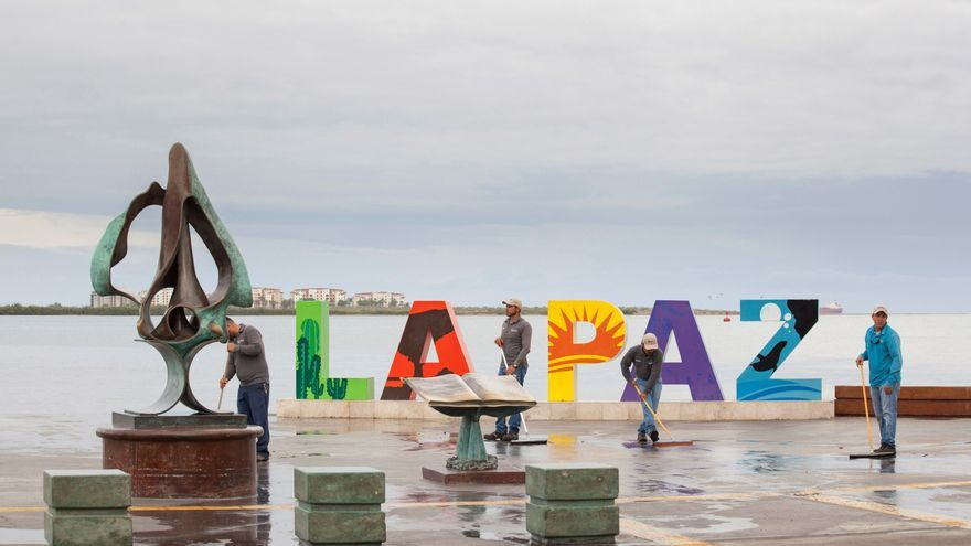 La tormenta tropical Felicia no supone peligro para México