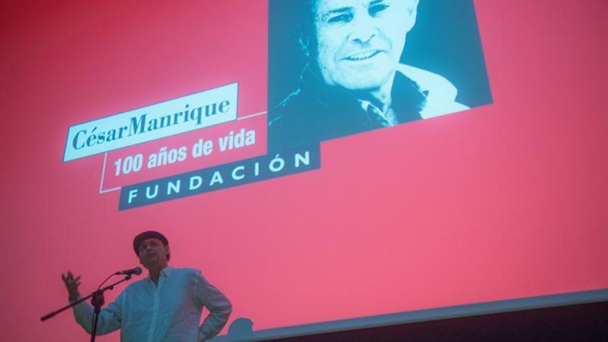 La Fundación César Manrique (FCM) estrena la película 'De una isla', dirigida por el cineasta José Luis Guerín.