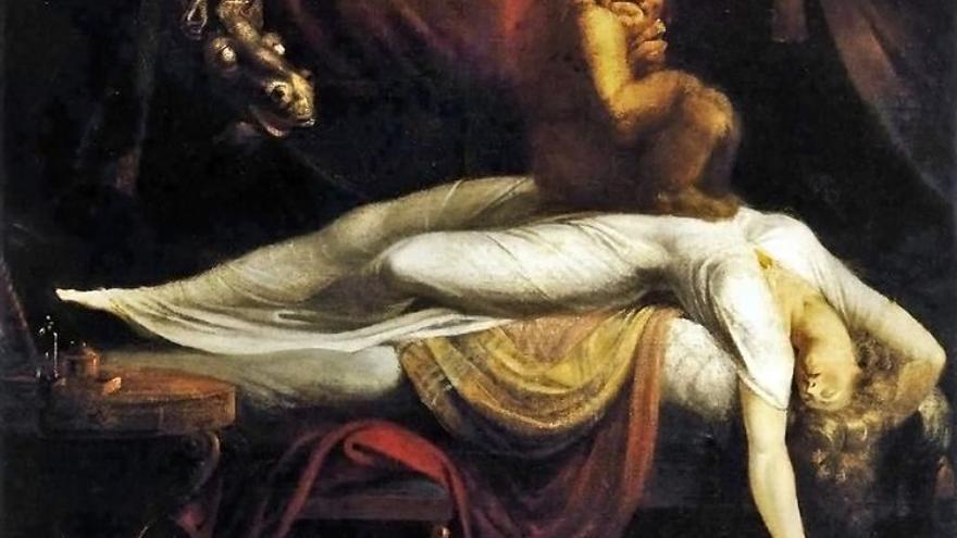 Henry Fuseli, The Nightmare (1781)