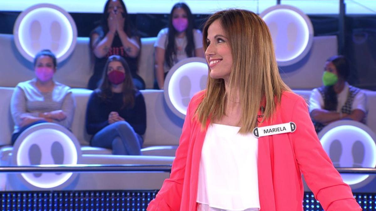 Mariela es eliminada en 'Ahora caigo' después de 12 días