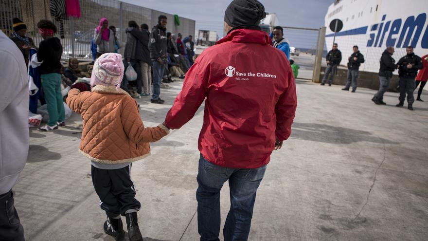Jonathan Hyams/ Save the Children