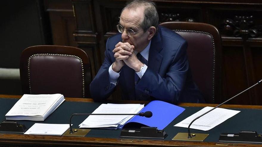 Italia reunirá en mayo a los ministros de Finanzas del G-7 en Bari
