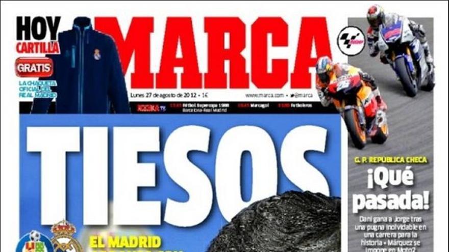 De las portadas del día (27/08/2012) #13