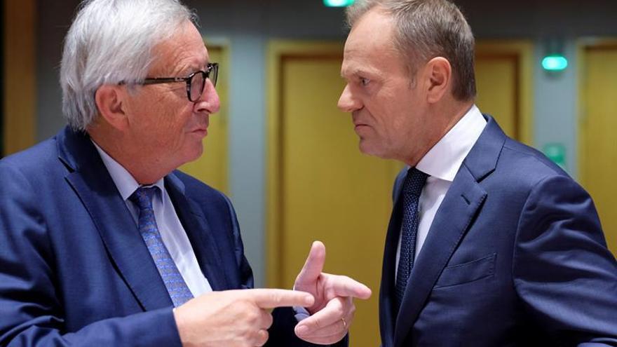 Los Veintisiete hablarán mañana del brexit con el acuerdo más lejos que nunca