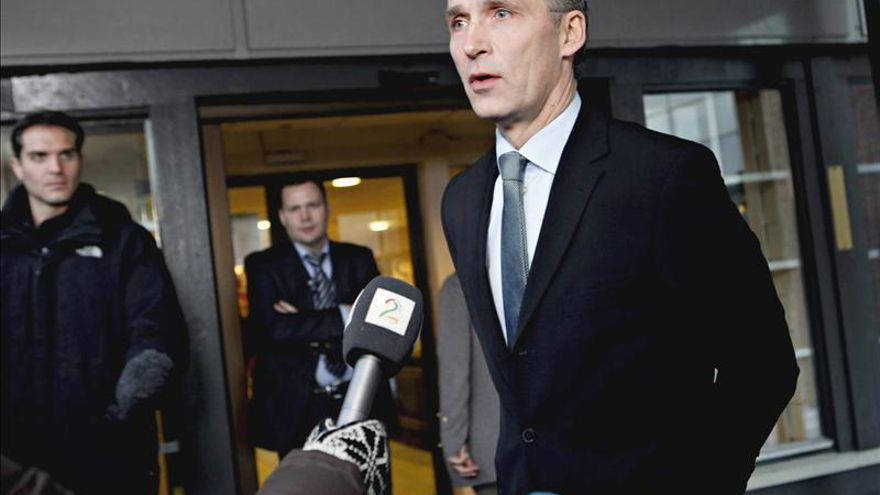 Noruega sigue sin noticias de los cinco empleados de la planta de In Amenas