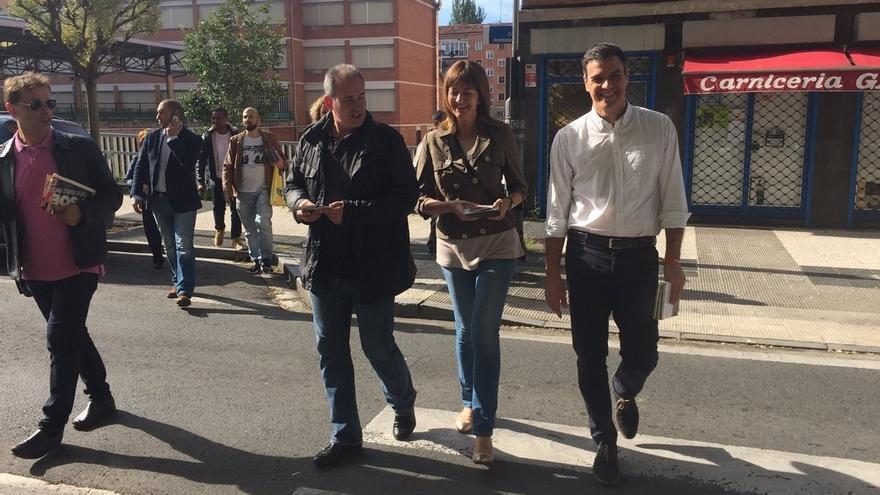 """Sánchez (PSOE) asegura que es necesario """"hacer un cambio que sume, no que reste"""""""