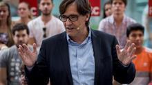 El PSC reitera que sólo negociará las cuentas catalanas si prosperan los PGE