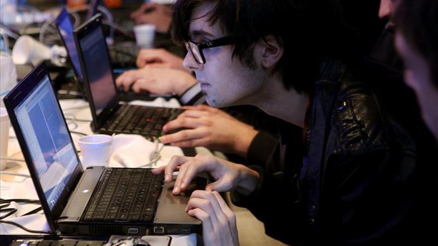 Un 43,3 % de la población mundial tiene acceso a internet