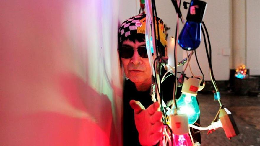 Muere Alan Vega, pionero de la escena punk neoyorquina